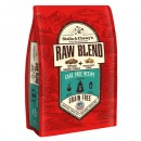 Stella & Chewy's Raw Blend凍乾生肉外層低溫烘焙乾糧+凍乾生肉粒 放養配方22lb(犬)