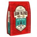 Stella & Chewy's Raw Blend凍乾生肉外層低溫烘焙乾糧+凍乾生肉粒 放養配方3.5lb(犬)