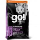 GO! SOLUTIONS™活力營養系列-無穀物雞肉+火雞+鴨肉貓糧配方16lb