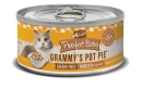 *原箱優惠*Merrick無穀物肉粒配方系列貓罐頭-雞肉紅蘿蔔配方Grammy's Pot Pie 5.5oz x24