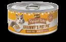 *原箱優惠*Merrick無穀物肉粒配方系列貓罐頭-雞肉紅蘿蔔配方Grammy's Pot Pie 3oz x24