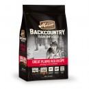 Merrick BackCountry無穀物天然全犬糧-牛羊三文魚甜薯+凍乾生肉配方4lb
