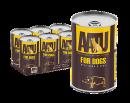 *原箱優惠*AATU 90/10/0 無穀物豬及野豬配方罐頭400g x6