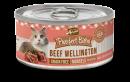 *原箱優惠*Merrick無穀物肉粒配方系列貓罐頭-牛肉雞肝配方Beef Wellington 5.5oz x24