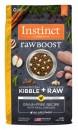 Nature's Variety Instinct Raw Boost生肉無穀物雞肉犬用糧21lb
