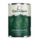 *原箱優惠*Canagan原之選頂級無穀物主食狗罐頭(雞肉配方) 400G x12