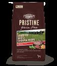 Pristine無穀物全犬糧 –草飼牛鷹嘴豆配方18lb