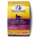 Wellness Complete Health無穀物室內貓魚類配方11lb8oz