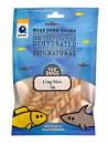 Alfapet天然小食海洋系列-鱈鰵魚皮50g(犬用)