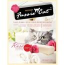 Fussie Cat礦物砂(玫瑰味Enchanted Rose) 5L x4