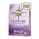 Earthborn Venture無穀物低敏單一動物蛋白全犬配方-魷魚+鷹咀豆4lb