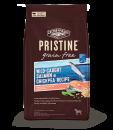 Pristine無穀物全犬糧 –野生捕撈三文魚鷹嘴豆配方18lb