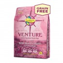 Earthborn Venture無穀物低敏單一動物蛋白全犬配方-兔肉+南瓜4lb