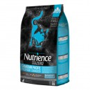 Nutrience SubZero凍乾脫水鮮三文魚、鯡魚-無穀物七種魚全貓配方11lb