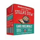 *原箱優惠*Stella & Chewy's慢煮雜錦系列狗濕糧-慢煮籠外雜錦11oz x12