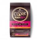 Wellness CORE RawRev小型成犬配方+凍乾火雞肉粒4lb