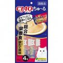 CIAO吞拿魚+帶子醬(綜合營養食)14g x4 [SC-159]