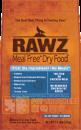 RAWZ三文魚脫水雞肉白肉魚配方狗糧20lb