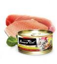 Fussie Cat純天然貓罐頭(吞拿魚Tuna/三文魚Salmon)80g