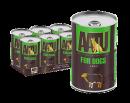 *原箱優惠*AATU 90/10/0 無穀物羊肉全配方罐頭400g x6