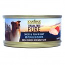 Canidae無穀物全犬主食罐頭-雞肉與白身吞拿魚156g