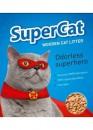 *原箱優惠*Super Cat全天然松木貓砂3kg x5包