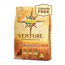 Earthborn Venture無穀物低敏單一動物蛋白全犬配方-鴨肉+南瓜4lb
