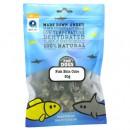 Alfapet天然小食海洋系列-魚皮方塊50g(犬用)