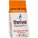 Thrive脆樂芙Premium Plus 90%鮮火雞+雞肉無穀物貓糧1.5kg