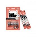 Cat Chup貓貓無穀物糊狀營養小食-小紅莓配方(雞肉)13g x4