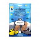 Alfapet天然小食海洋系列-野生三文魚鰭40g(犬用)